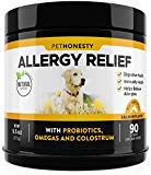 Relieving your dogs allergies